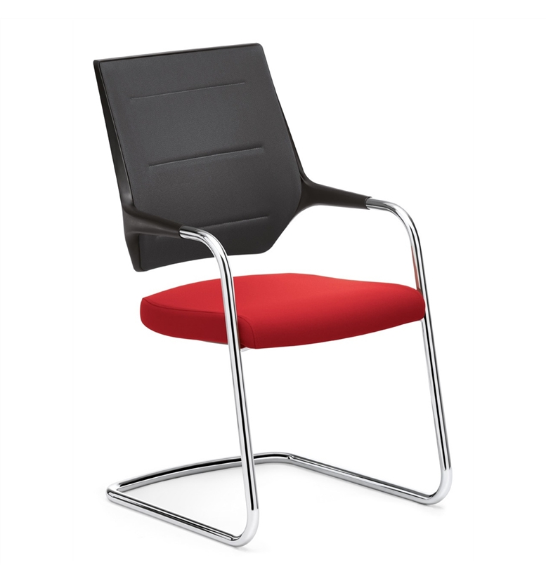 sedus quarterback vergaderstoel up kantoorinrichting vergaderstoelen. Black Bedroom Furniture Sets. Home Design Ideas