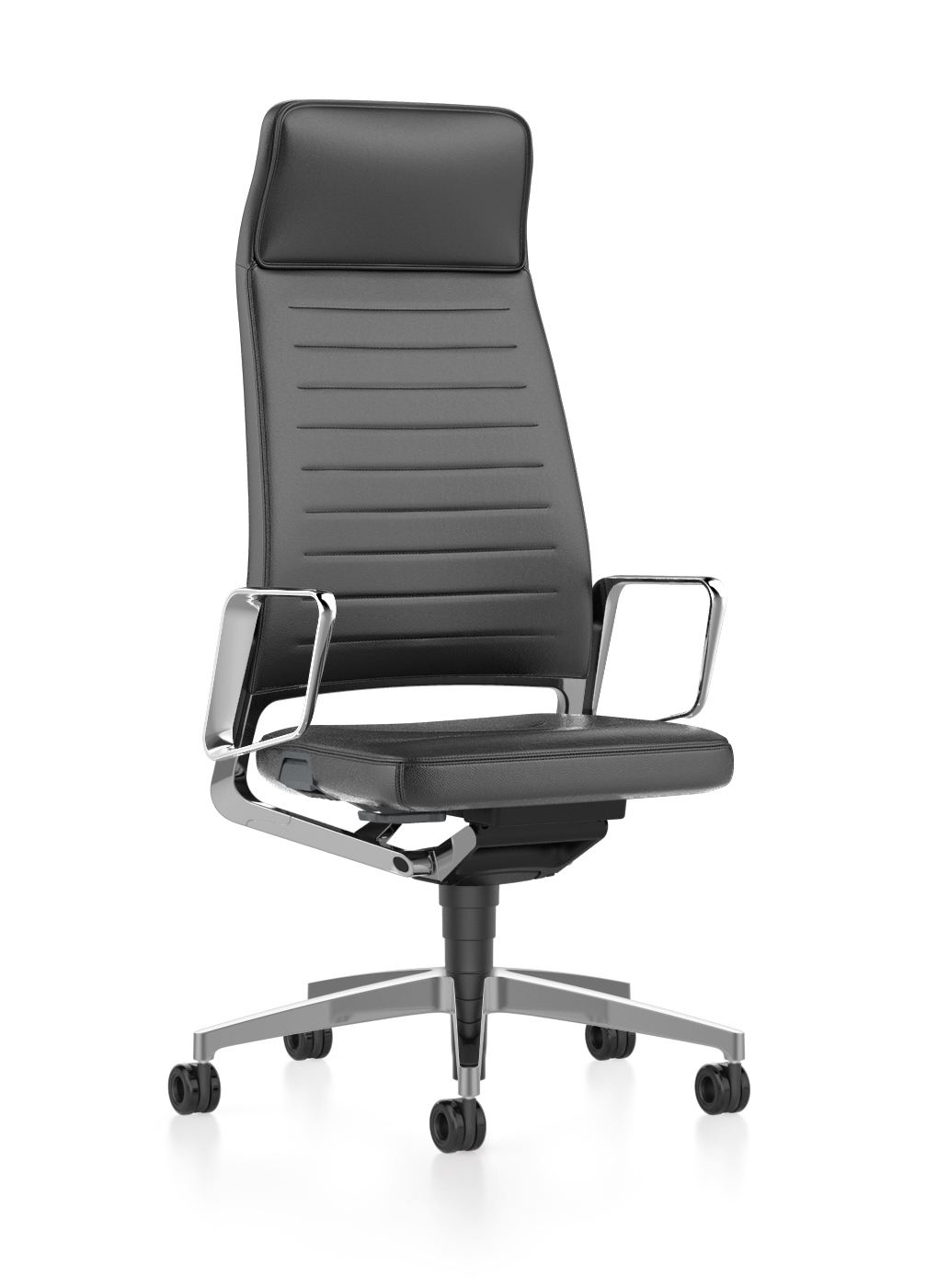 interstuhl vintageis5 up kantoorinrichting luxe bureaustoelen. Black Bedroom Furniture Sets. Home Design Ideas