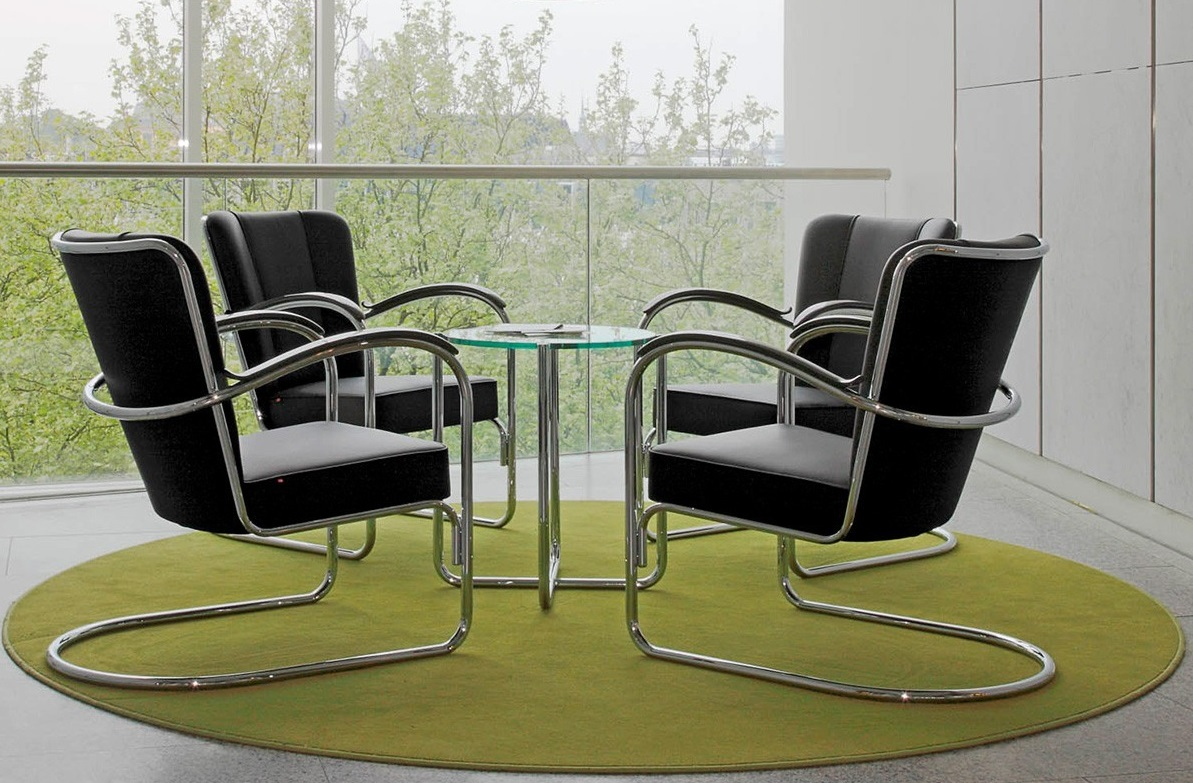 De gispen vintage fauteuil up kantoorinrichting design