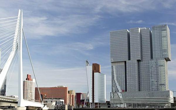 Projectinrichting Rotterdam