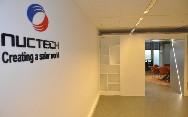 Nuctech - UP Projectinrichting