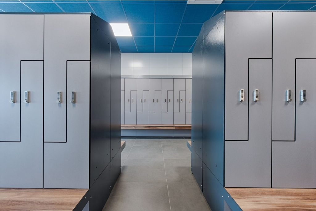 Lockers - Westland
