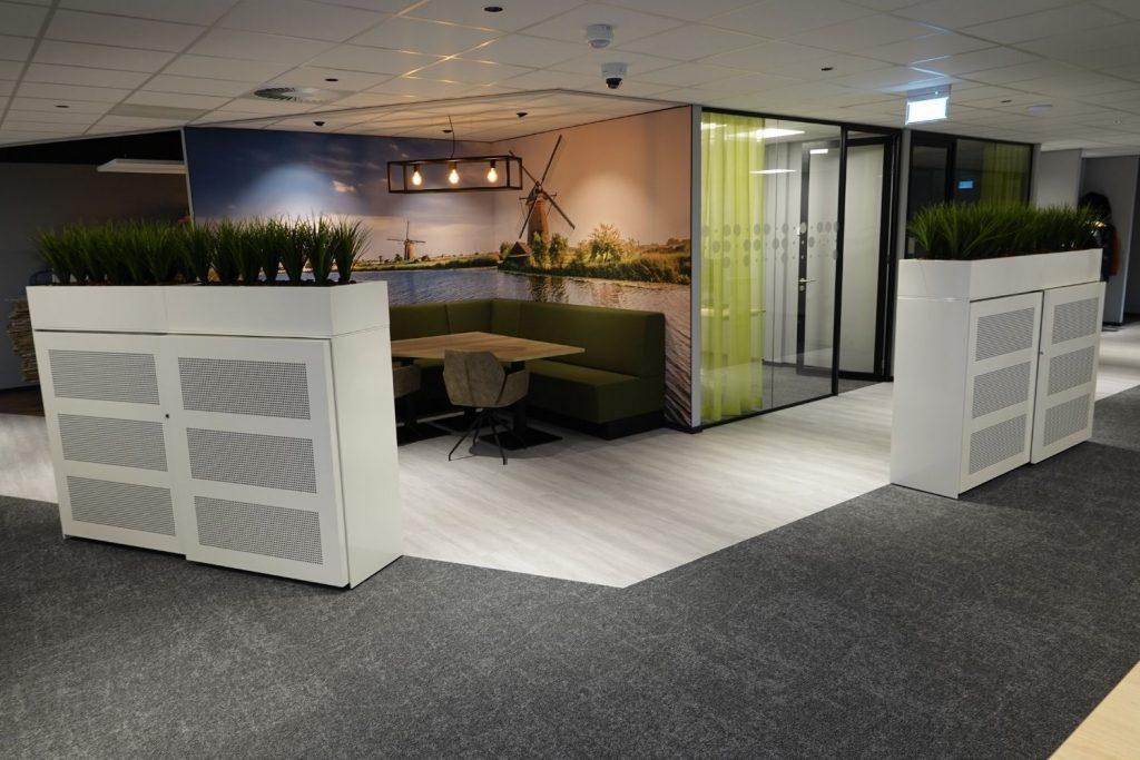 Complete kantoorinrichting